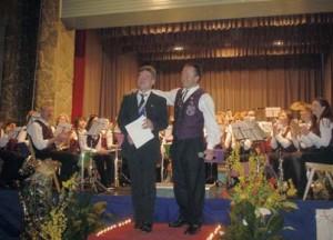 Großes Abschiedskonzert des Dirigenten Elmar Belz