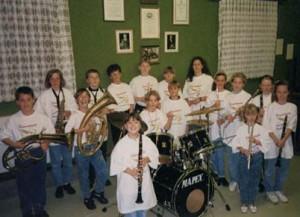 Die Anfängergruppe von 1993