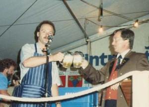 Eröffnung des Pfingstmusik- und Sulmtalmusikfestes 1988