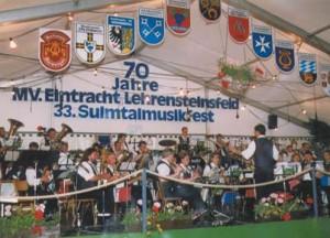 Pfingstmusik- und Sulmtalmusikfest 1997
